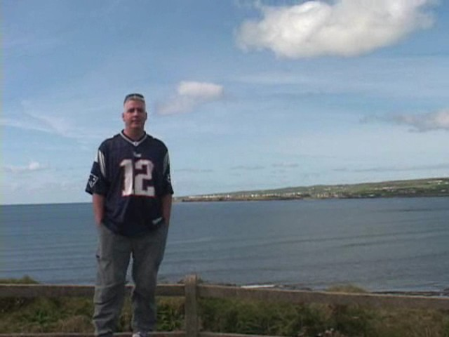 Phil at Lahinch