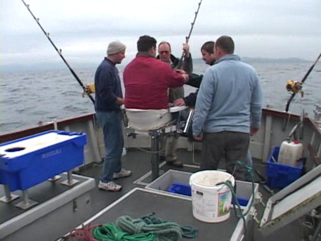 Big Game Fishing Team 2003